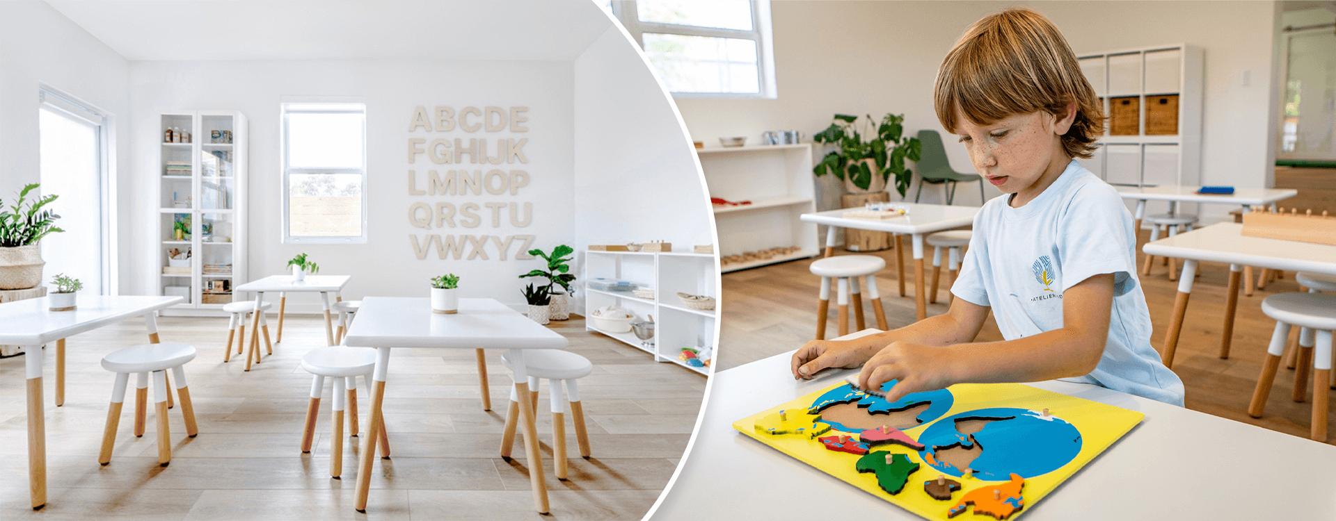 atelier kids, Atelier Kids Miami