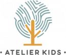 logo atelier kids
